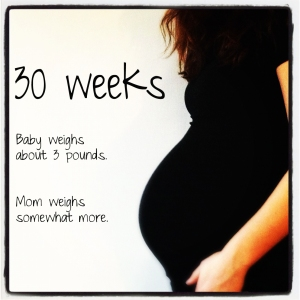 30weeksweight