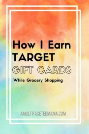 Earn Target Gift Cards