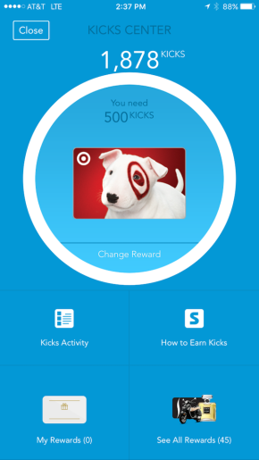 Saving Money: Shopkick App Review
