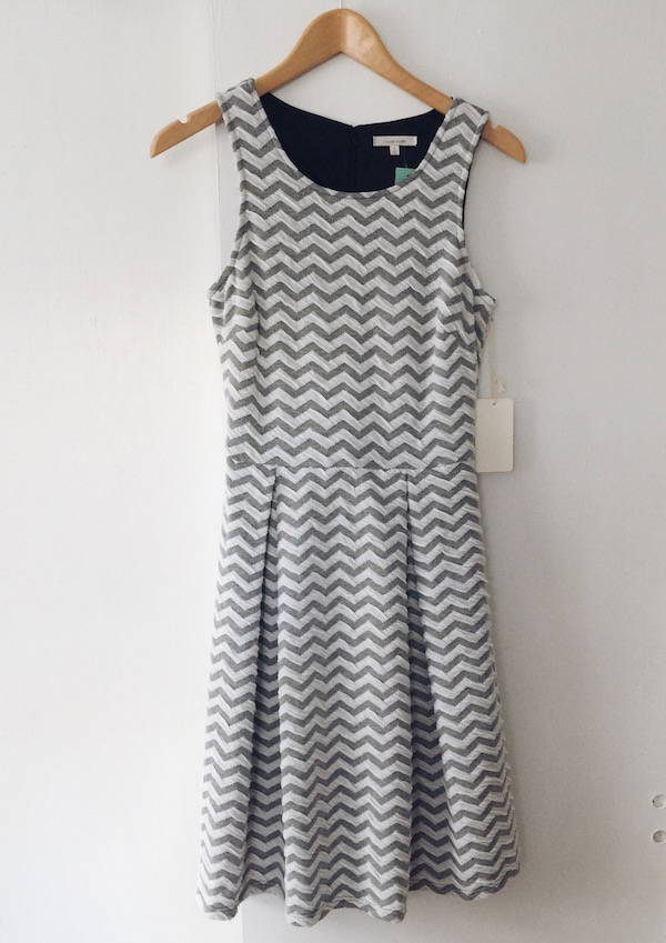 Stitch Fix review 41Hawthorne Chevron Dress