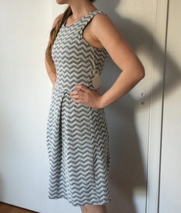 Stitch Fix 41hawthron Chevron Dress