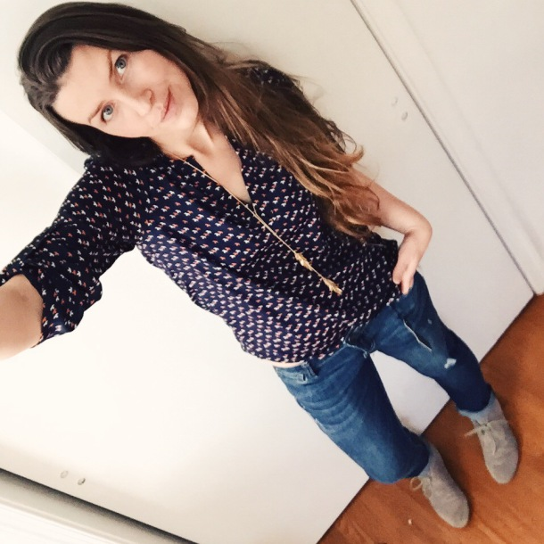 Stitch Fix Kut from Kloth review