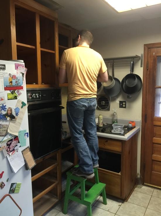 goodbye kitchen