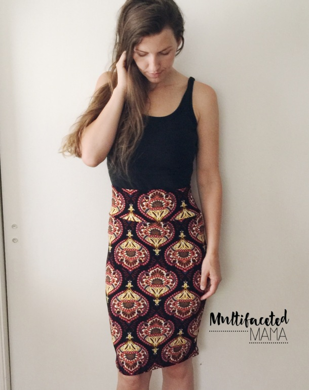 LuLaRoe Cassie Skirt Review and Giveaway