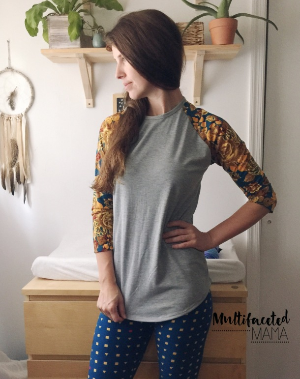LuLaRoe Randy Tee. LuLaRoe review and giveaway