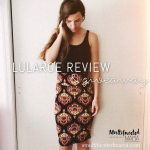 LuLaRoe Review and giveaway!