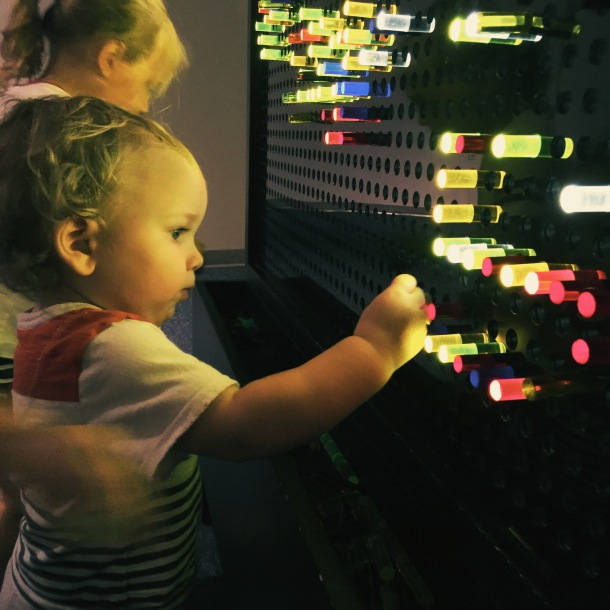 Activities at Science After Dark at the Science Museum of Virginia