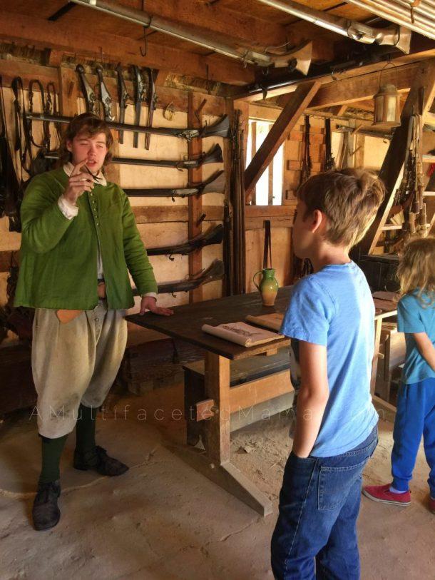 Jamestown Settlement review Homeschool