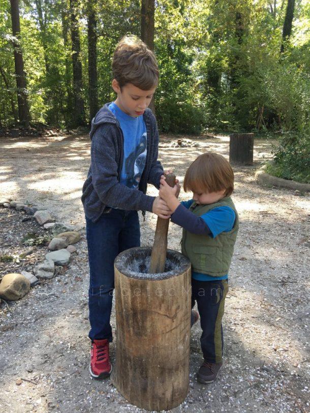 Homeschool Field Trip to Jamestown Settlement