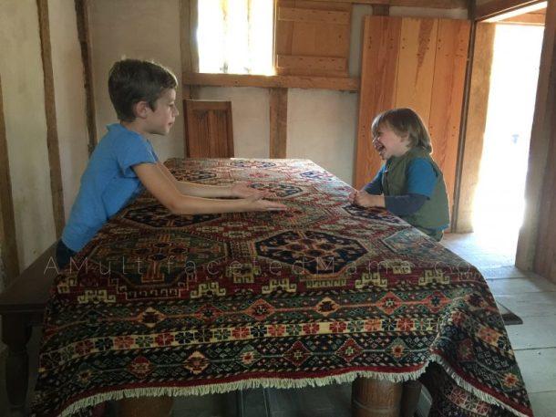 Jamestown Settlement Review