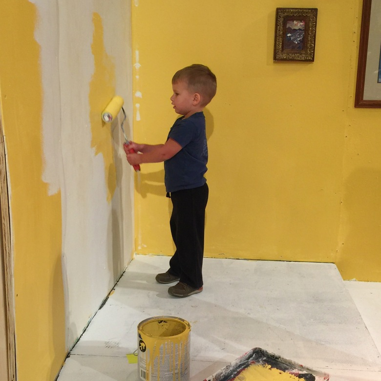 Raising children who help out